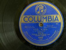 Victrola Record Virginia Song / Red Wing Columbia A468