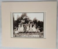 Dance fairies w/Russian Prima Ballerina Anna Pavlova by Photographs Old America