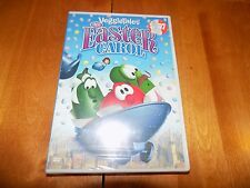 VEGGIE TALES AN EASTER CAROL VeggieTales TV Children's Classic  NEW & SEALED DVD