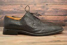 Studio Belvedere Genuine Ostrich Oxford Dress Shoes Mens Size 13