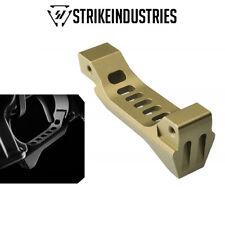 Strike Industries Fang Lightweight Aluminum Winter Trigger Guard Flat Dark Earth