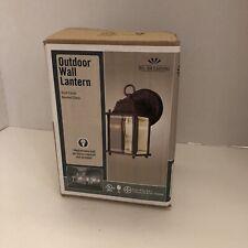 Outdoor Wall Lantern Bel Air Lighting 4.5in x 8in. x 6in.