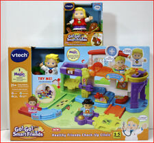 LOT 2- vTech GO GO Smart Friends DOCTOR Office CHECK UP CLINIC + DR. DOUG MADDIE