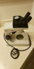 Leica Zoom 2000 Stereo Microscope with Illuminators 7x-30x Mag