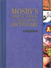 Mosby's Medical, Nursing & Allied Health Dictionary