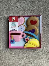 New Tea Time Felt Play Set Target Pretend Kitchen Toys