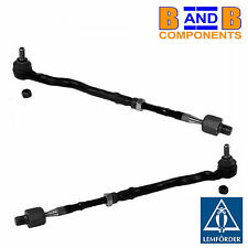 BMW FRONT STEERING TIEROD TIE ROD ENDS TRACK ROD INNER OUTER E46 M3 PAIR A1219