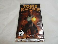 TOMB RAIDER CCG SEALED BOOSTER PACK