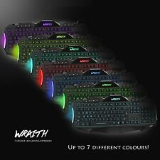 Sumvision Nemesis Wraith 7 Colour Keyboard