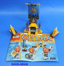 LEGO CHIMA 70229 / SCHEIBENERFER SPIN FUOCO / in Set (senza figure)