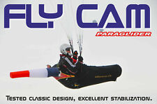 """New """"Chase Cam"""" for paramotor & paragliding, New Design."""