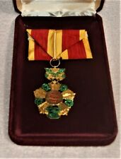 SOUTH VIETNAM  NATIONAL  ORDER  COMMANDER  3rd  CLASS