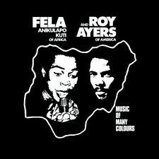 Fela Kuti - Music Of Many Colours [New Vinyl LP]