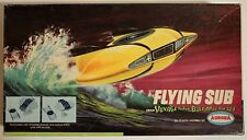 1968 Aurora The Flying Sub From Voyage To The Bottom Of The Sea Kit No. 817-150