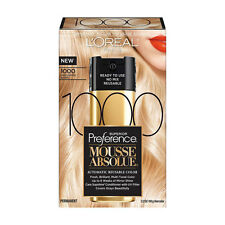 L'Oreal Paris Mousse 1000 Pure Lightest Blonde 3.2 Oz