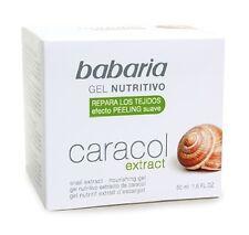 1 - GEL BAVA DI LUMACA VISO NUTRIENTE - 50 ml X MACCHIE,CICATRICI,RUGHE, ECC....