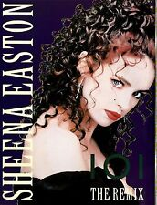 101 By Sheena Easton Advert 11x8