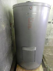 Viessmann Vitocell 300 EVI 500 Liter Edelstahl-Warmwasserspeicher
