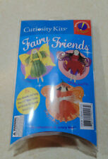 Vintage Curiosity Kits Fairy Friends Make-Your-Own Fairies Kit New