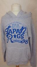 Sweat Japan Rags Gris Taille 14 ans à - 48%