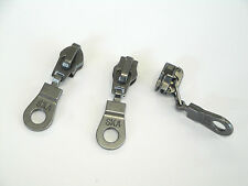 Cursore 6 nylon colore canna di fucile SKA per cerniera chiusura lampo a spirale