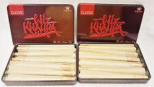 RAW Wiz Khalifa CONE Storage Tins (with 12 CONES) KING SIZE Free Shipping
