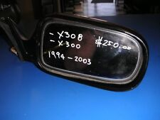 JAGUAR X300 - X308 RH Mirror Ass suit all  1994 to 2003