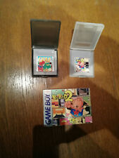 En vrac B.C. Kid 2 (avec mode d'emploi) + Mario Golf Nintendo GB Game Boy Technologies PC Genjin