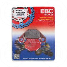 Coppia pastiglie EBC Fa067tt 737.00.05 Kawasaki 400 GPZ 1985-1985