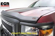 EGR Hood Shield No Drill Superguard Smoke for 2008 - 2012 Scion xB # 308991