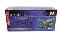 Denny Hamlin 2006 Action 1/24 #11 FedEx Ground NASCAR Monte Carlo SS