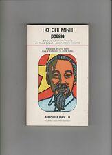 Ho Chi Minh POESIE dal diario del carcere Vietnam Newton LUSSU