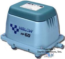 HIBLOW HP-60 SEPTIC AIR PUMP AERATOR NEW FREE SHIPPING