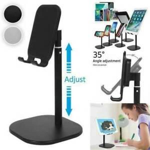 Portable Mobile Phone Stand Desktop Holder Table Desk Mount For iPhone Ipad UK !
