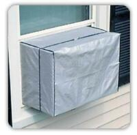 Outdoor Window AC Air Conditioner Cover for Window Units Up to 10,000 BTU