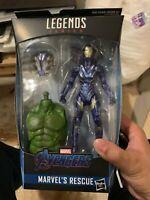 """Hasbro Marvel Legends 6""""  Avengers Endgame Rescue Iron Man Pepper Potts New"""