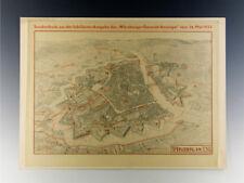 SONDERDRUCK zum Jubiläum des WÜRZBURGER General-Anzeiger 1933