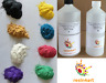 1kg Ultra-Clear Epoxy Resin + Ultra-Sparkle Metallic Colour Pigment Collection