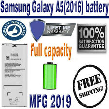 New Replacement Battery For Samsung Galaxy A5(2016) 2900mAh EB-BA510ABE