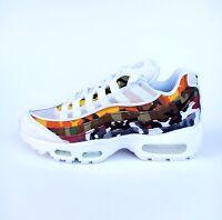 Nike Sportswear Air Max 95 ERDL Party Sneaker Weiß Bunt Camo Gr 36,5 AR4473-100