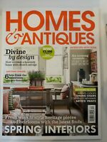 Homes & Antiques Issue 330 Magazine Spring 2020