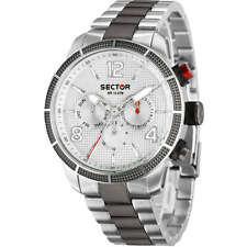 Orologio Sector Cronografo 850 in Acciaio Uomo R3253575006