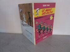 LUCKY LUKE (MORRIS & VICQ) LE MAGOT DES DALTON EO DARGAUD 1° TRIMESTRE 1980