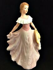 Home Interiors & Gifts Grace Figurine 2001 Masterpiece Porcelain HOMCO 11293