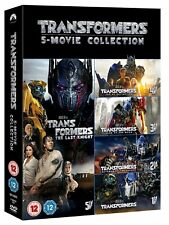 Transformers: 5-movie Collection [DVD]
