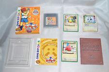 Trade & Battle Card Hero Nintendo Game Boy Color NTSC-J Japan version in box