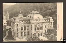 KARLSBAD (BOHEME / TCHEQUIE) KAISERBAD , Superbe façade avant 1904