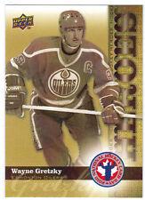 09-10 Upper Deck UD Wayne Gretzky Heroes #14 NHCD National Hockey Card Day Mint