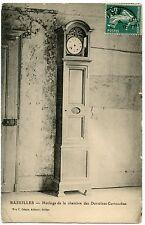 BAZEILLES.horloge maison de la dernière Cartouche.guerre franco-prussienne.1870.