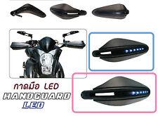 LED Hand guards Daytime Running Lights Suzuki Bandit GSF 400 600 650 1200 1250
